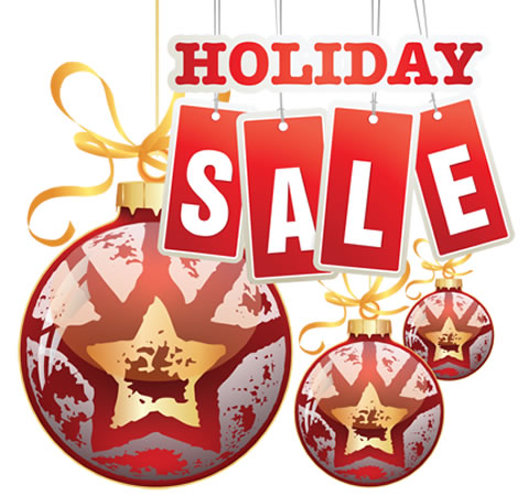 STORE HOLIDAY SALE