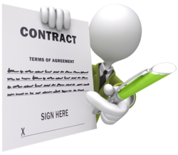 SCCAR U - FINANCING and the CONTRACT