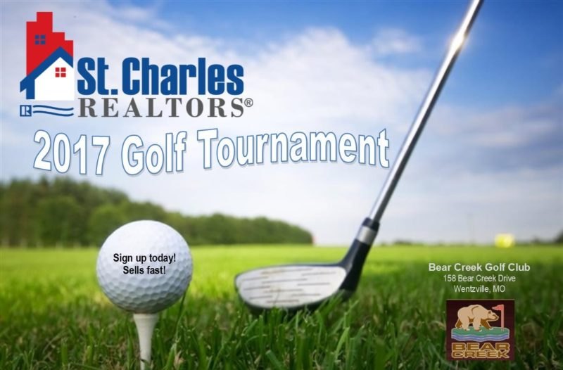 GET YOUR SWING READY FOR THE ANNUAL GOLF TOURNAMENT MAY 3, 2017