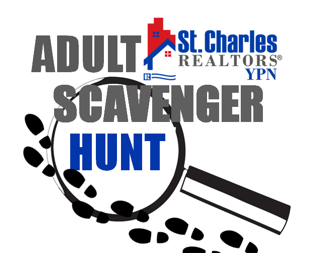 """JOIN THE FUN AT THE YPN """"ADULT"""" SCAVENGER HUNT"""