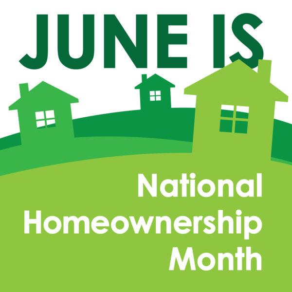 SCCAR U - Celebrate National Homeownership Month