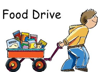 Food Drive, Helping feed local kids. Two Saturdays: October 12 & 26